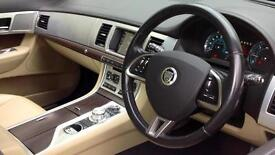 2012 Jaguar XF 3.0d V6 Luxury (Start Stop) Automatic Diesel Saloon