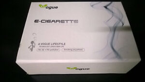Vogue , E-Cigarette, No Tar, No Pollution, Fancy Box