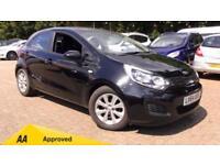 2014 Kia Rio 1.25 VR7 5dr Manual Petrol Hatchback