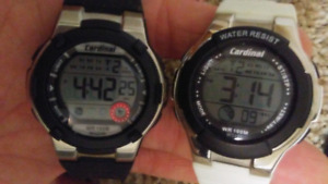 New Cardinal Multifunction Digital Watch