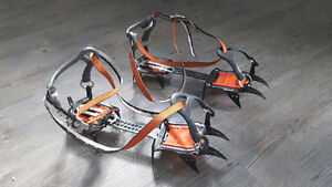Petzl Irvis Crampons - Like New