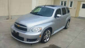 2009 Chevrolet HHR SS Turbocharged - Clean CarFax Report