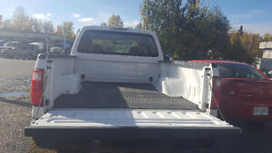 2008 Ford F-250 XLT Pickup Truck Prince George British Columbia image 2