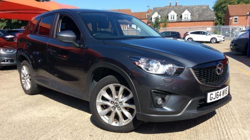 2014 Mazda CX-5 2.2d (175) Sport Nav 5dr AWD Manual Diesel 4x4