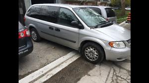 2007 Dodge Grand Caravan C/v Minivan, Van