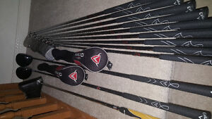 Callaway Golf Clubs Great Condition Left handed