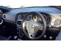 2017 Volvo V40 D2 R-DESIGN with DELIVERY MILE Manual Diesel Hatchback
