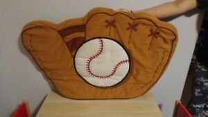 Baseball Glove Soft Headboard / Pillow