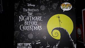 Pop Funko Nightmare Before Christmas
