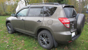 2011 Toyota RAV4 3.5L 6 Cyl 4WD Base SUV Certified(No Accidents)