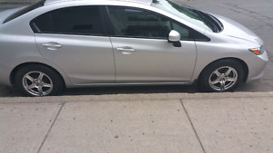 Honda Civic LX 2012 a vendre/to sell NEGO