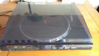 Turntable-Sherwood linear tracking automatic PD802R