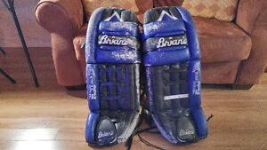 "34"" Brian's Goalie Pads"