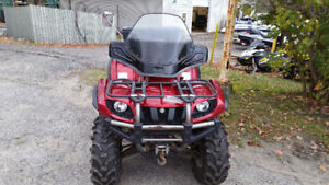 Yamaha Grizzly 660 LE