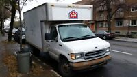 Ford E350 Cube Truck 14' foot