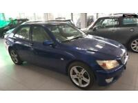 2001 LEXUS IS 200 SE Blue Manual