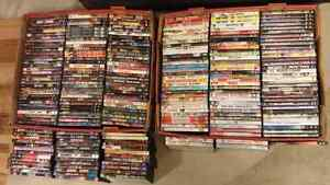 Weekend DVD sale (Blu-Rays in other ads)