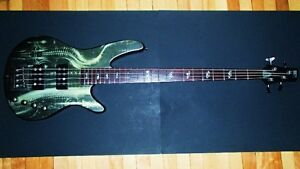 Limited Edition SRXHRG1 H.R. Giger 4-String Bass by Ibanez