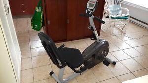 - vélo d exercice