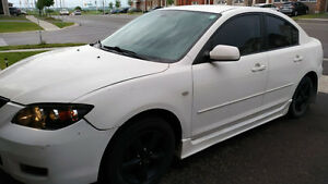 2007 Mazda 3 LOW KMS