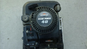 4 HP Briggs engine from pressure washer