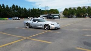 2002 Chevrolet Corvette Z06 - SUPERCHARGED- Deep dish wheels
