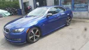 2008 BMW 335i Convertible Special Edition