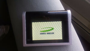 MiFi - a wireless router that act  as mobile Wi-Fi hotspot.