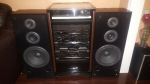 Technics Stereo, Complete 6-Piece Set