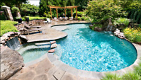 Otto's pool's. Openings, maintenance, service, installs, repairs