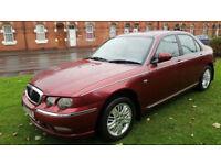 Rover 75 2.0 CDT Diesel Club SE PX PX Swap Long mot