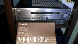 Yamaha DSP-E300 sound processor