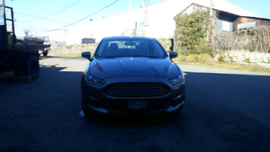 2013 Ford fusion (loaded)