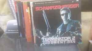 laser disc/laserdisc/laserdisk movies