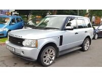 2006 LAND ROVER RANGEROVER TD6 VOGUE 3.0L DIESEL 4X4 AUTO ++FACE LIFT GRILLS++ FULL LEATHER++