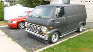 WANTED 1969 -1974 Ford Van