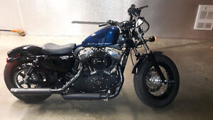 2013 Harley Davidson XL1200 Sportster FORTY-EIGHT