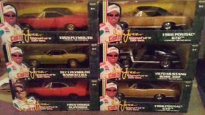 """""""John Force Signature Series"""" 1/18 Diecast Muscle Cars"""