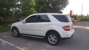 2008 Mercedes-Benz ML350. Fully loaded 210000km