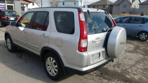 2006 Honda CR-V EX-L SUV, NO ACCIDENT, certified, No Accident