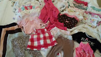 3 - 6 Month GIRL CLOTHING (Lot B)