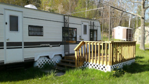 Glenette Travel Trailer.  SOLD.   Thank you Kijiji