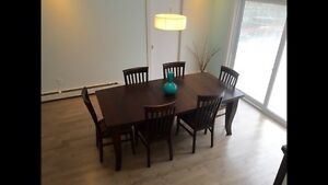 Geddes Dining Room table