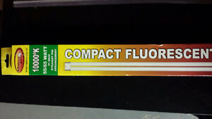 Compact Fluorescent 55/65 Watt 21 inch Aquarium Bulb -NEW