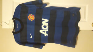 Soccer  ManChester United Jersey
