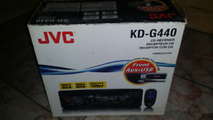 Car radio   Lot Amp and wire kit. Offers welcome  Price Drop