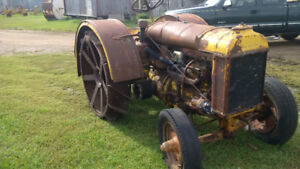 1938 Fordson Tractor