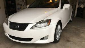 2008 Lexus IS250 AWD MINT condition