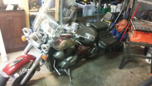 2000 Honda Shadow Ace 750