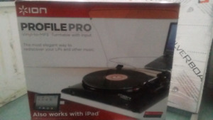 Bnib vinyl to mp3 player for iPad or android